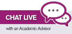 Live chat with Academic Support